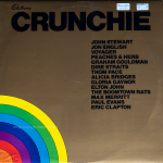Cadbury Crunchie, Front cover