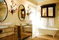 The Beauty of Oval Bathroom Mirrors - Majestic Glass