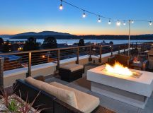 Majestic Inn and Spa   Anacortes Hotels   Rooftop Dining