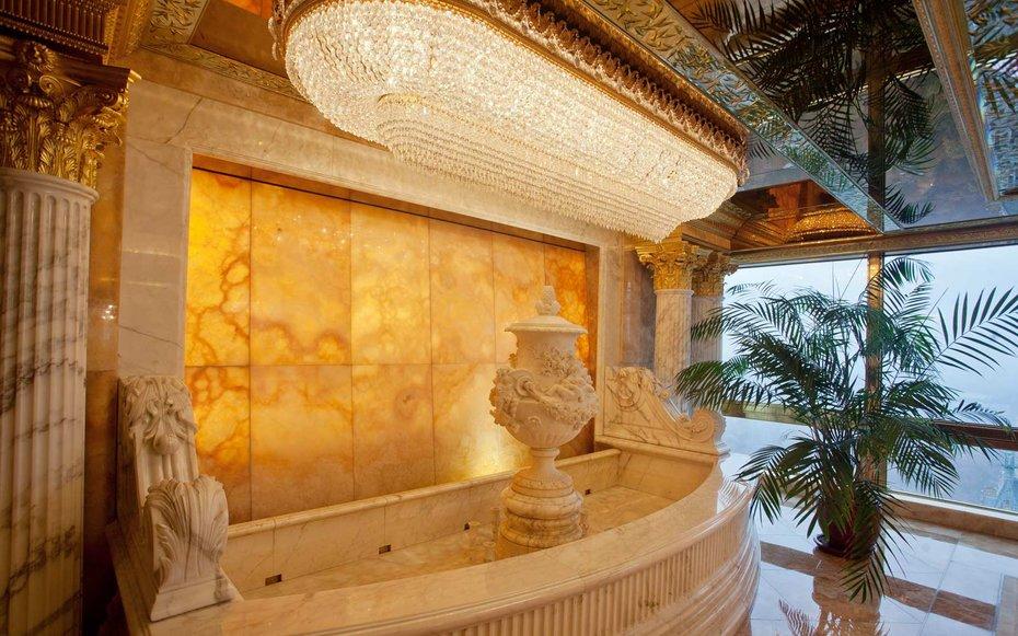 Inside Donald Trumps New York City Penthouse  Majestic
