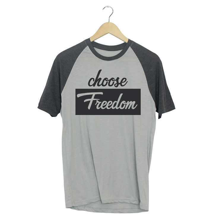 Men's Choose Freedom Tee