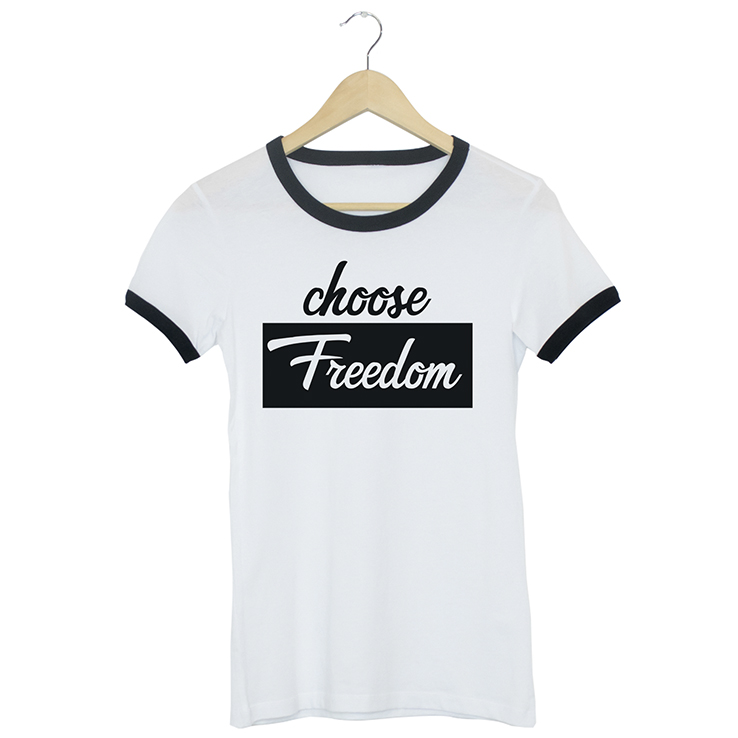 Choose Freedom Tee