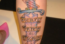 What Do You Do To Take Care Of A New Tattoo'
