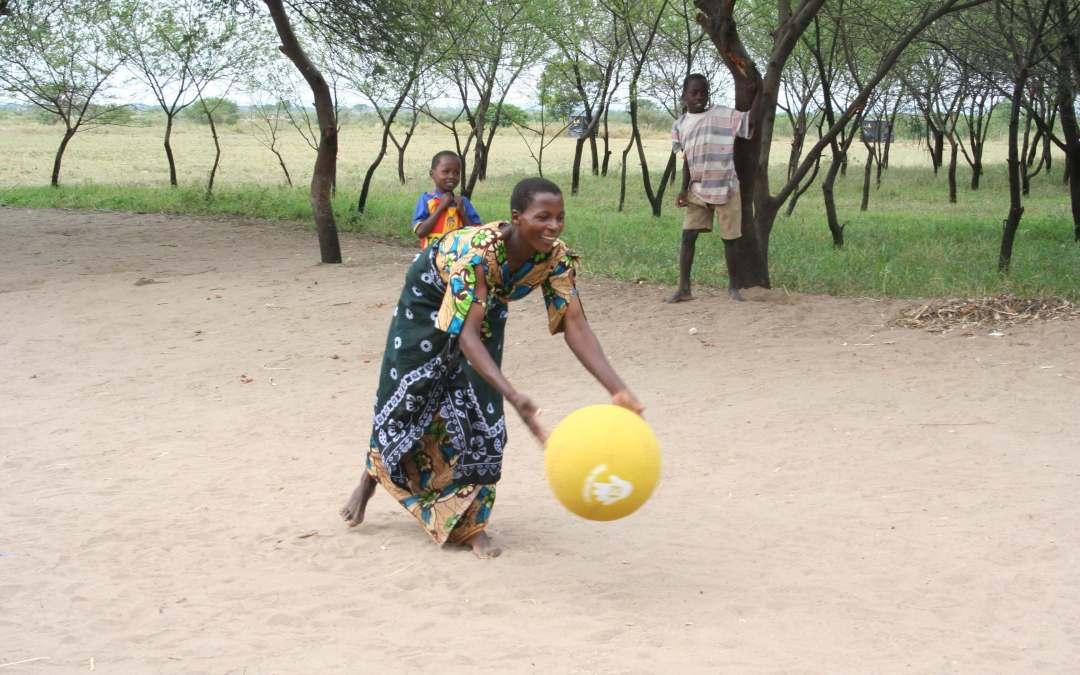 Mama Played Kickball That Day