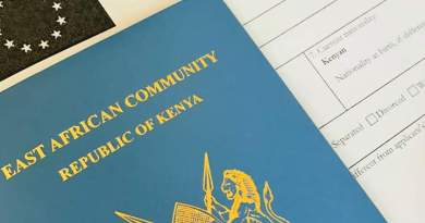 Immigration offices in Kenya and their contacts