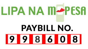 Branch Pay Bill Number