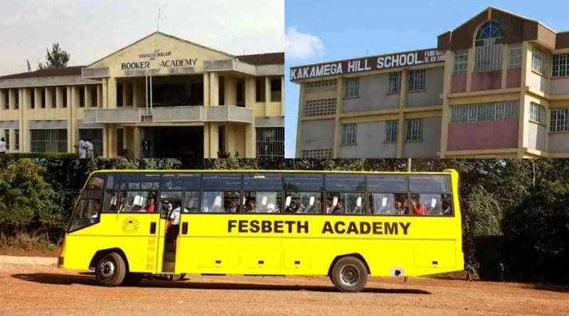 best private academies in Kakamega