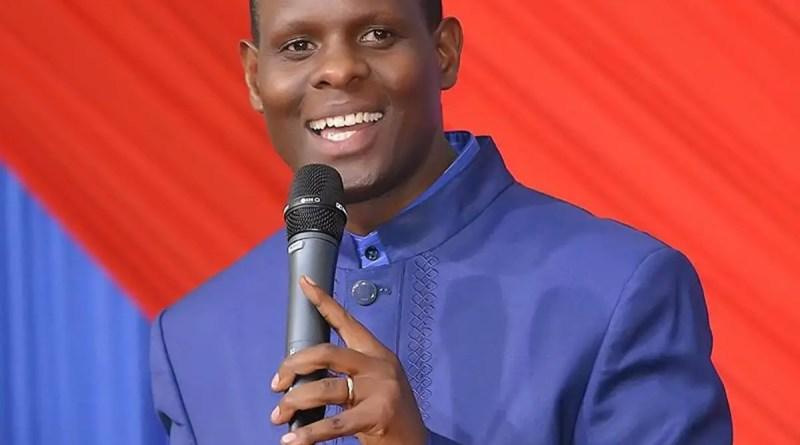 Apostle William Kimani