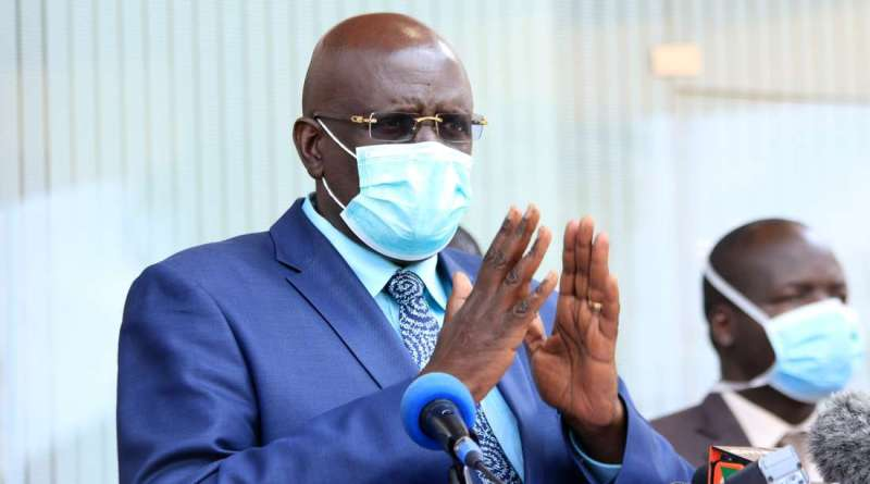 CS magoha has called upon parents to prepare for early school reopening