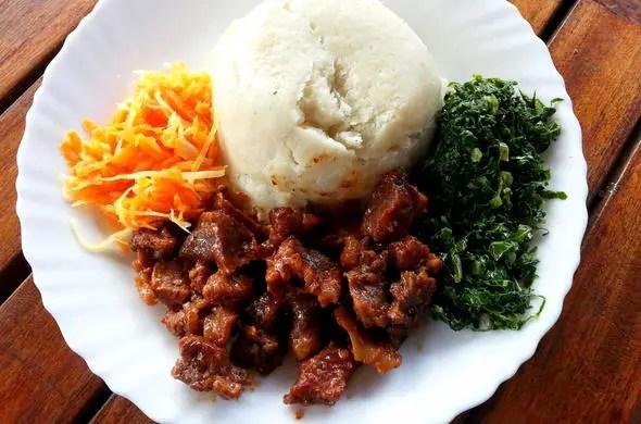 Popular kenyan Meals