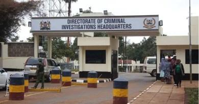 DCI Arrests police officers