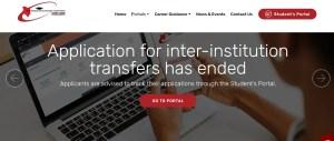 TTC student admission portal
