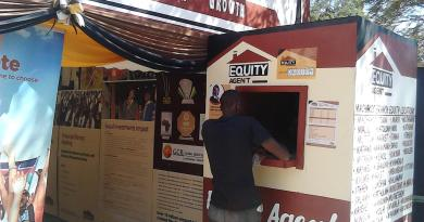 Equity bank Agent