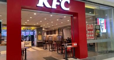 KFC branches in Kenya
