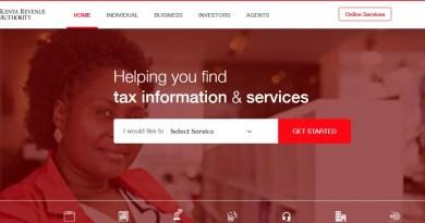 taxes payable in kenya
