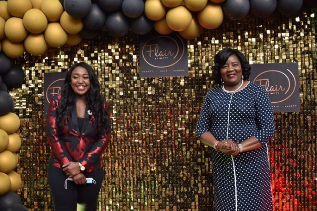 Flair By Betty. How rich is Setty kyallo