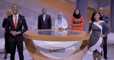 Top 10 most watched TV stations in Kenya