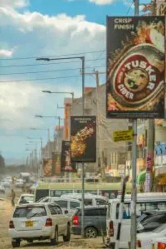 List of Billboard Advertising Companies in Kenya