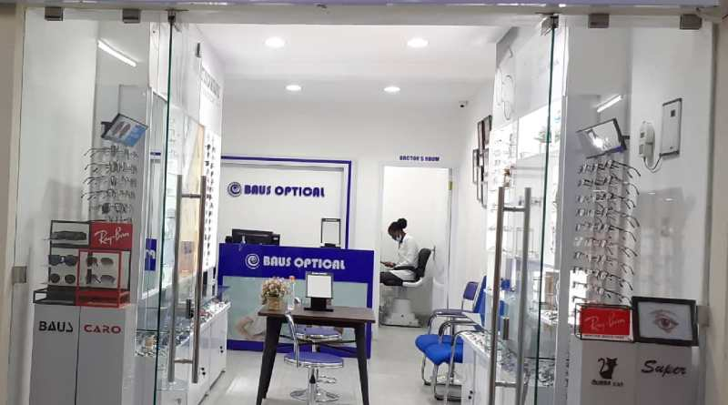Baus Optical branches in Kenya