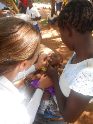 Health Screenings with Malaria, Hygiene and Sanitation Project