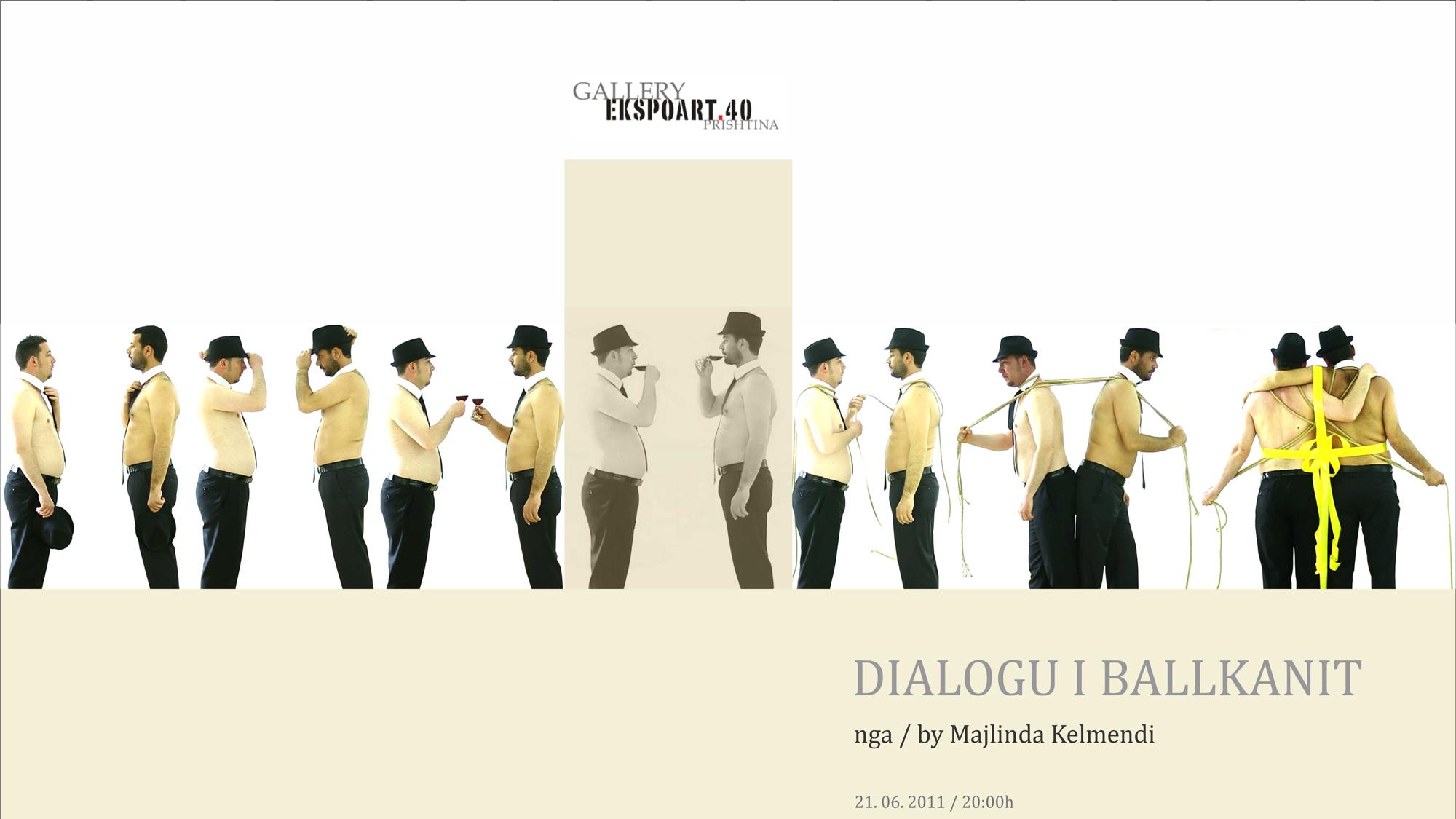 Titulli  Dialogu i Ballkanit  / Vidio-Performanca Nga Majlinda Kelmendi
