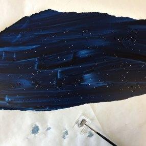 Stars in shell palladium