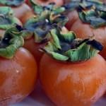 渋柿や熟し過ぎた柿は栄養豊富な自家製柿酢に!ドロドロ柿も活用。