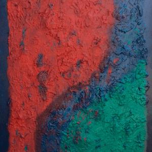 Compacto majocano art arte abstracto pintura expresionista abstract art maría josé cano
