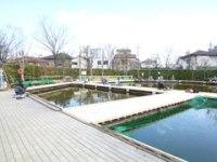 東京の釣り堀で子供も楽しめるあらかわ遊園魚つり!駐車場ある?