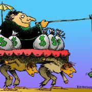 Les 1% les plus riches détiennent autant que les 99% les plus pauvres