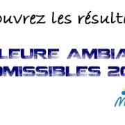 Résultats du concours des meilleurs oraux admissibles 2015