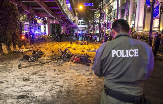 En Nouvelle-Zélande, un attentat a eu lieu contre...