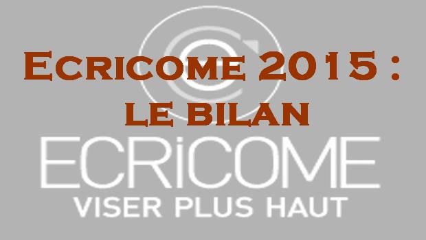 Bilan du concours Ecricome 2015