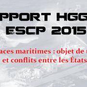 Rapport – HGGMC ESCP 2015