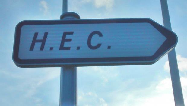 Classement du taux de conversion des admissibles HEC 2018