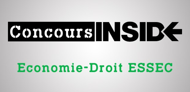 Economie-Droit ESSEC 2017 – Analyse du sujet