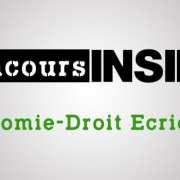 Economie-Droit Ecricome 2016 – Sujet