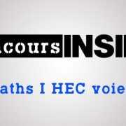 Maths HEC 2016 ECS – Analyse du sujet