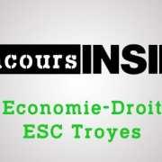 Economie-Droit ESC Troyes – Analyse