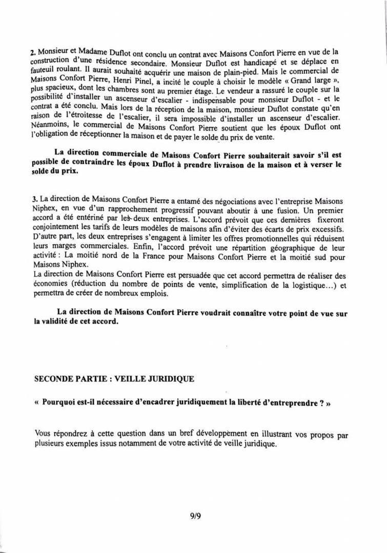 EcoDroit ESSEC9