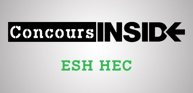 ESH HEC 2018 – Analyse du sujet