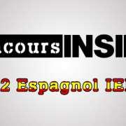 LV1 Espagnol IENA 2018 – Sujet