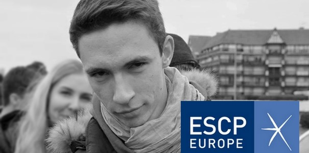 Interview de Guillaume, étudiant à l'ESCP Europe