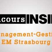 Management-Gestion EM Strasbourg 2016 – Sujet