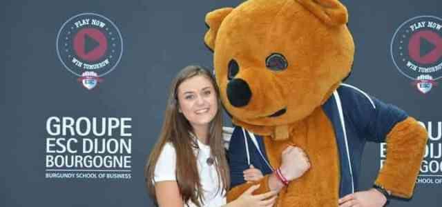 Interview de Léa, étudiante à l'ESC Dijon