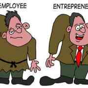 Le rôle de l'entrepreneur aux XIXe et XXe siècles