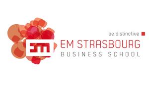 15. Logo EM Strasbourg
