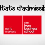 Résultats d'admissibilités emlyon 2019