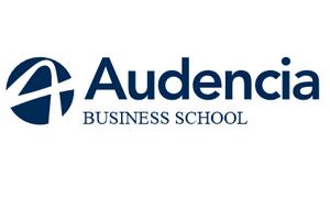 6. Logo Audencia