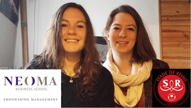 Interview de Mathilde & Mathilde, étudiantes à Neoma Reims